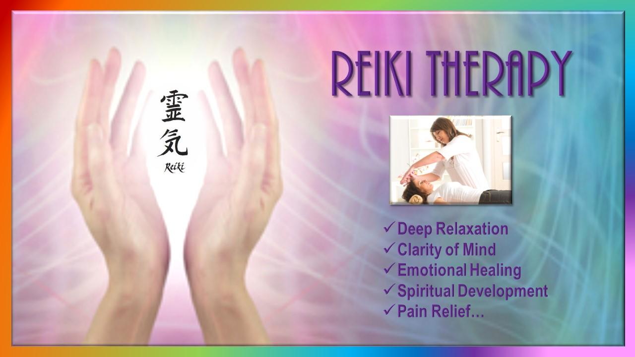 Telford Staffordshire Cannock Reiki Healing depression Stress